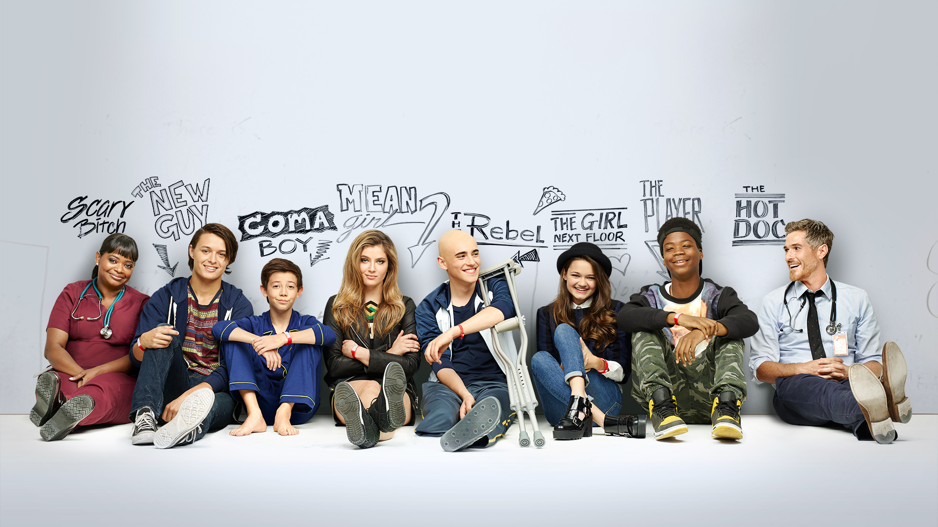 Red Band Society Share This: How To Get Away With Murder '
