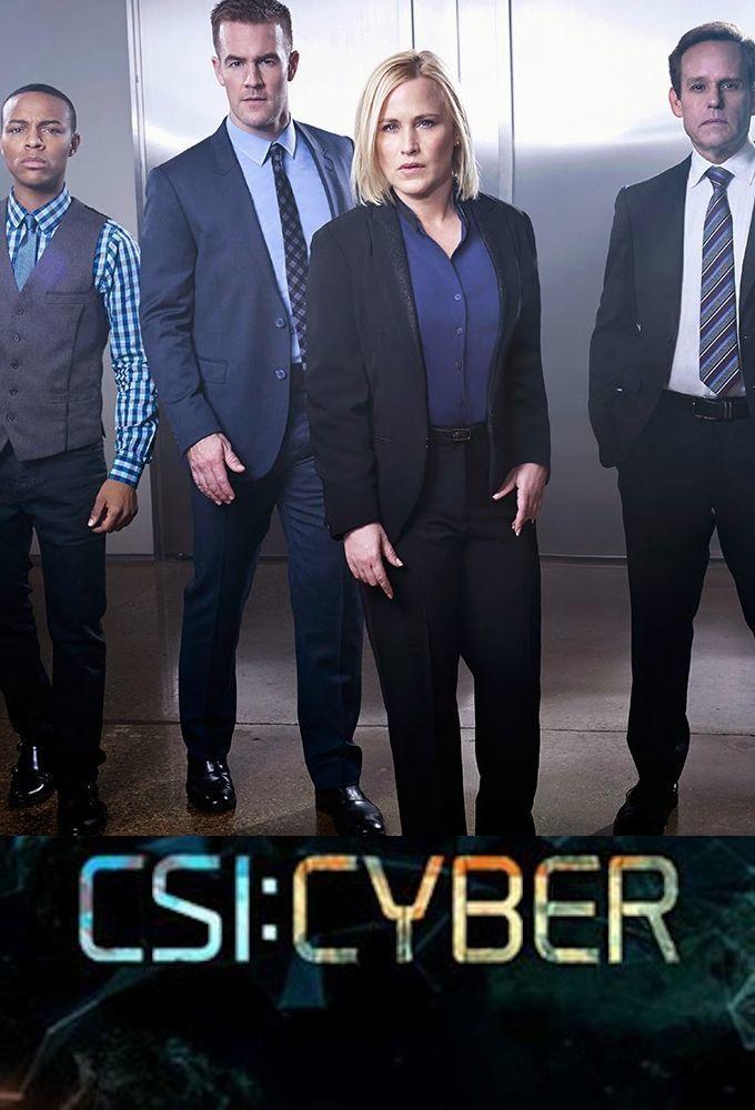 Phim CSI: Cyber - Season 2